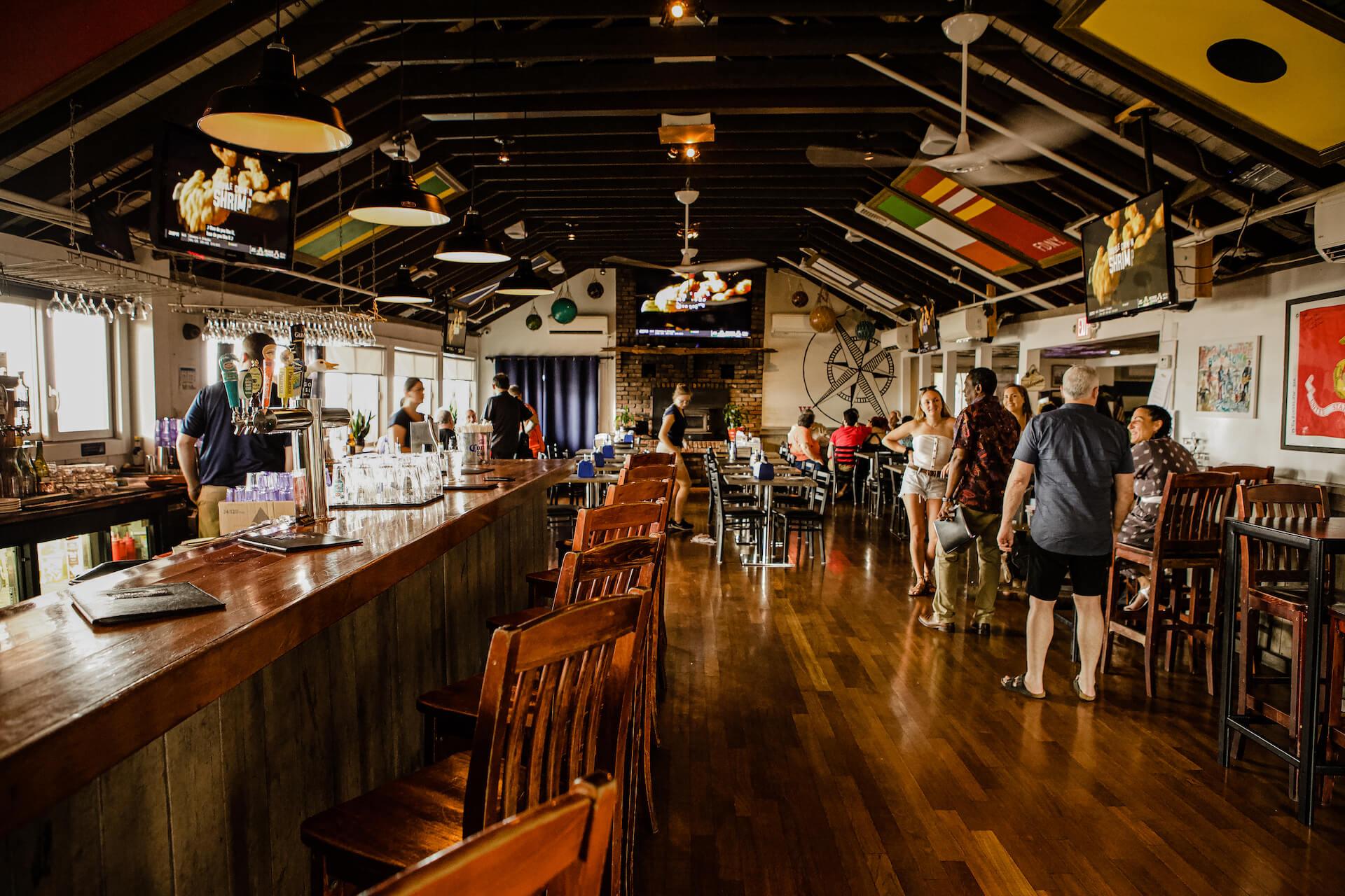 Bungalow Bar Indoor Bar