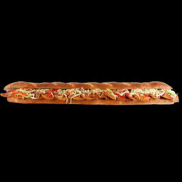 3ft Fried Chicken Sandwich