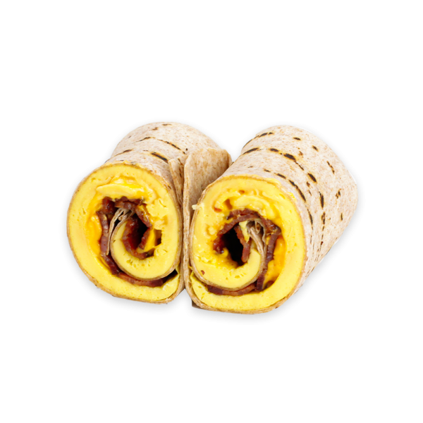 Bacon Egg and Cheese Wrap