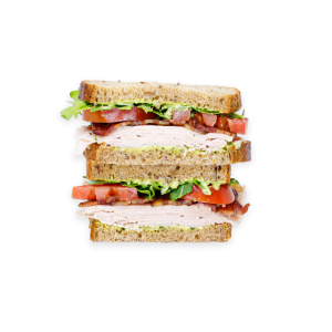 Turkey BLT Sandwich