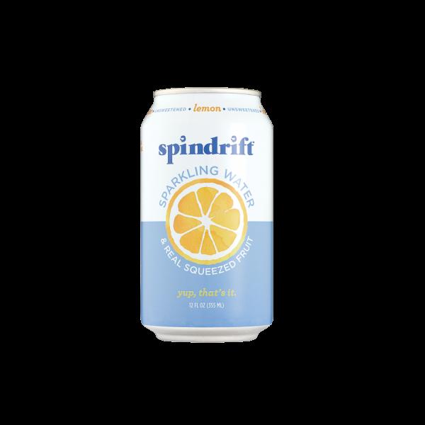 spindrift seltzer can