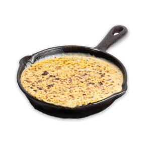 Double Patty Dip in a Skillet